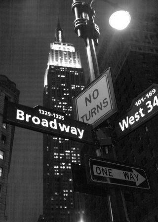 une belle photo en blanc et noir